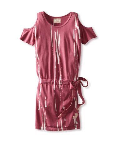 81% OFF Gypsy 05 Girl's Lee Open Shoulder Dress (Fuchsia)