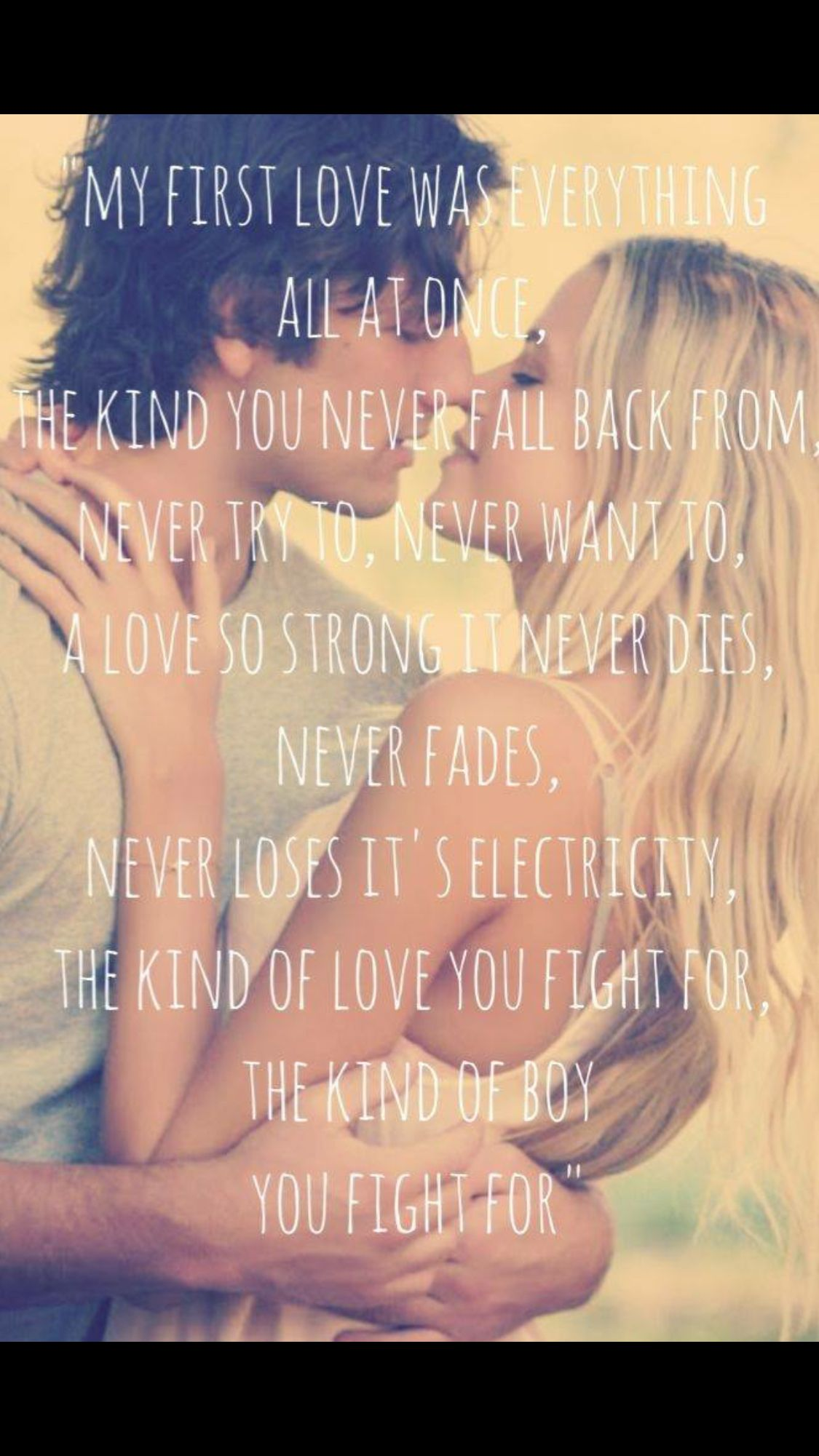 Endless Love Quotes Pincourtney Jablonowski On Quotes And Sayings  Pinterest