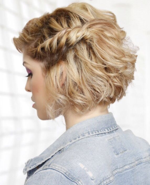 E7b0d25fc8a231a464cb7078953c4922 Bob Updo Hairstyles Medium Hair Hairstyles Jpg 572 706 Pixeles Braids For Short Hair Thick Hair Styles Medium Hair Styles
