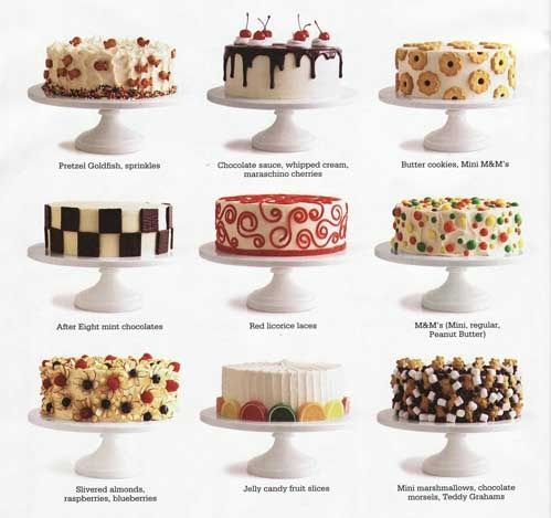 Easy Cake Decorating Love Food : Love these quick and easy Cake Decorating Ideas for church ...