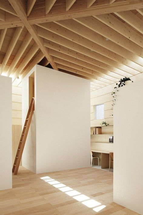 Light Walls House, Toyokawa, 2013 - mA-style Architects ho tel
