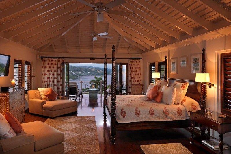 villa 16 master bedroom 6 bedroom luxury jamaica villa with rh pinterest ca