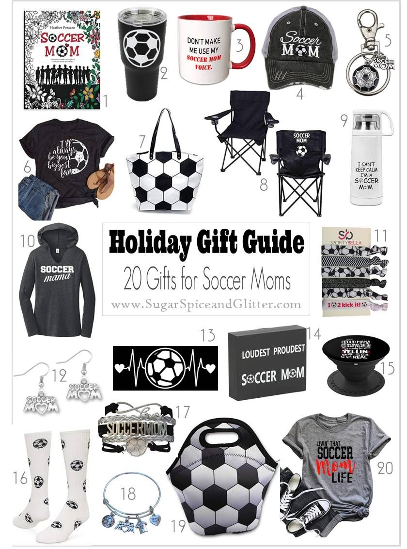 Gift Ideas For Sports Moms Soccer Coach Gifts Soccer