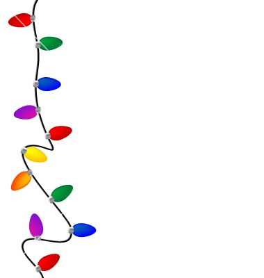 christmas lights clip art christmas clip art pinterest rh pinterest com
