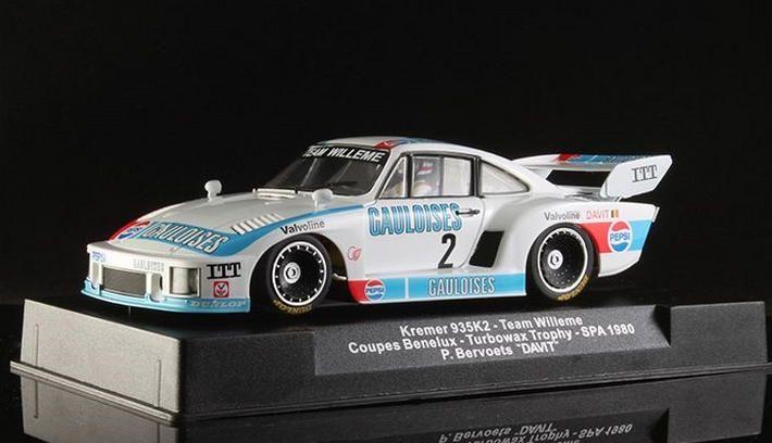 Sideways - Porsche Kremer 935K2 Gauloises