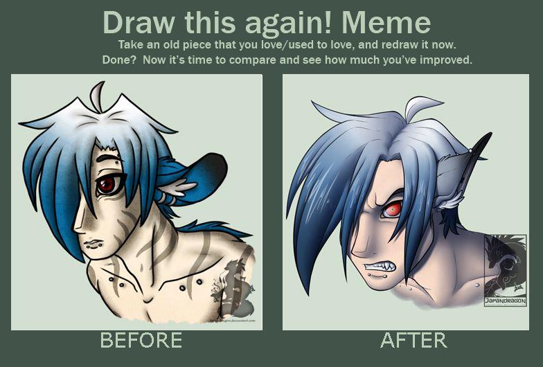 Draw This Again Meme Cool Drawings Art Inspiration Art