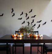 Halloween decor for the minimalist without waste