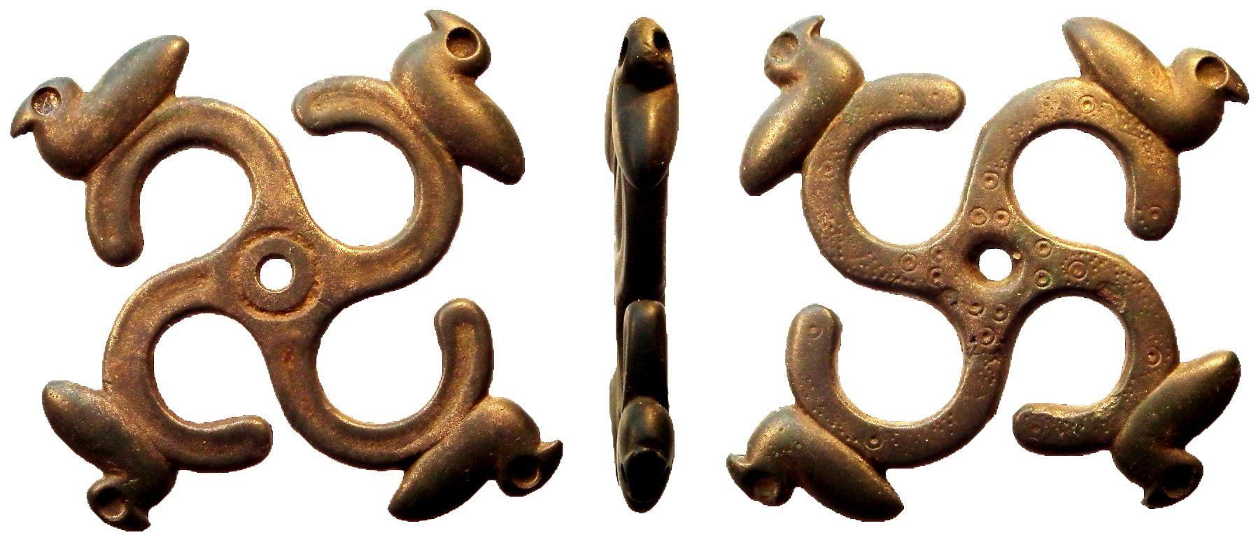 The celtic swastika celtic culture and iron age celtic swastika symbol buycottarizona