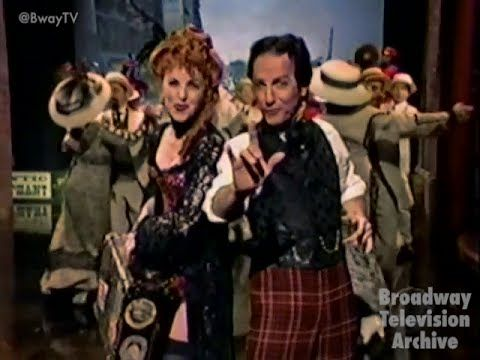 """Evelyn make up Lynnette Perry & Jim Corti - """"Atlantic City"""" - RAGTIME (Late Show with David Letterman 05-Feb-1998) - YouTube"""