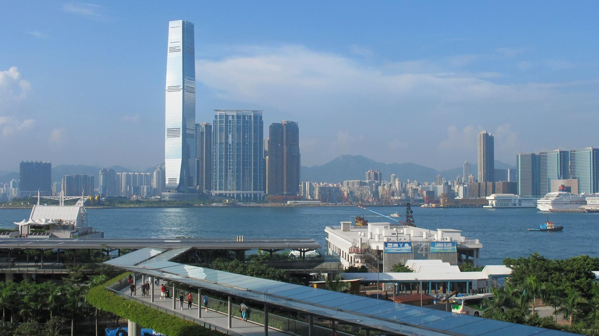 Explore Environment Map Hong Kong and more