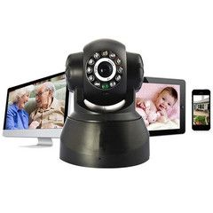 £51.99 for a Wireless Security Camera with Motion Detection Night Vision | DrGrab UK