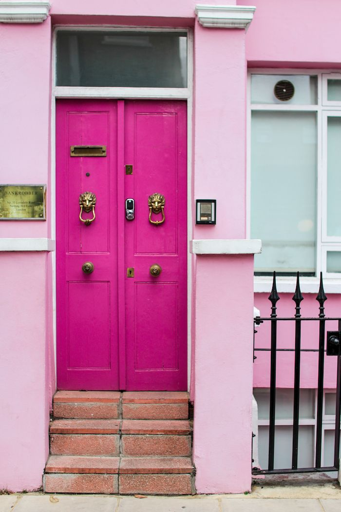 cbl s guide to london england pinterest painted doors pink rh pinterest com