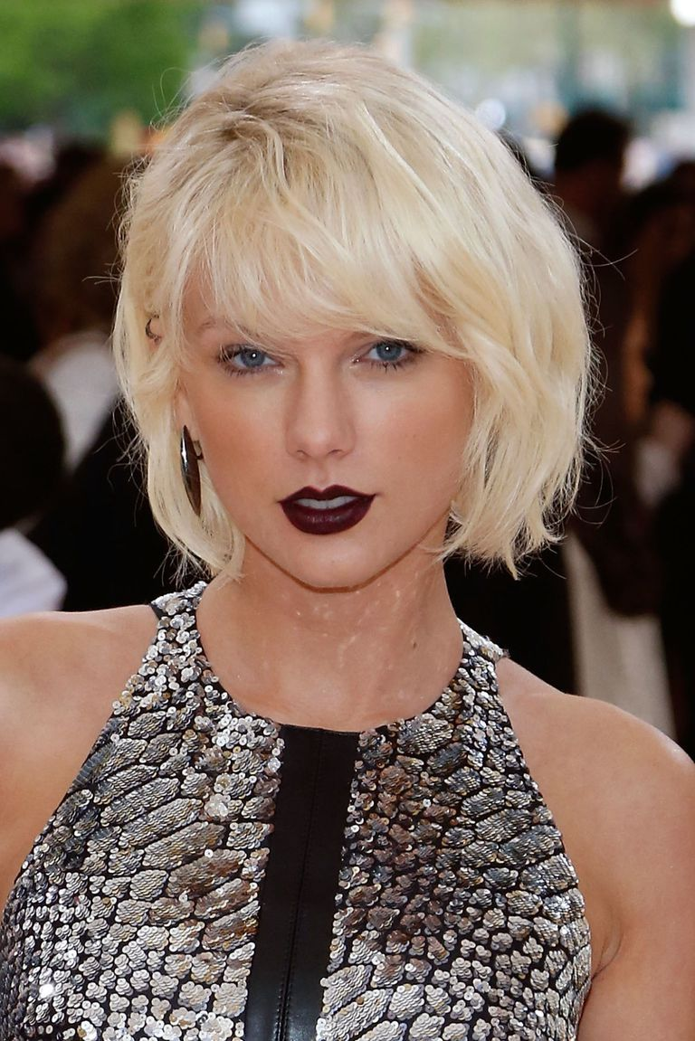 celebrity bangs to inspire your next cut hair pinterest
