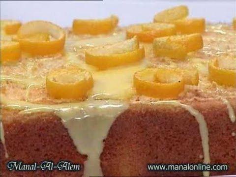 كيك البرتقال اليومي منال العالم English Cakes Food Cupcake Cakes