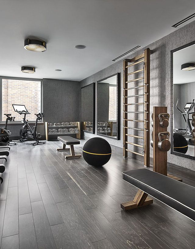 Luxury Fitness Home Gym Equipment and for
