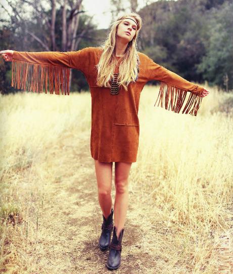 Modern Day Hippie Clothes