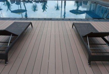 Wpc Decking Untuk Shower Outdoor Decking Indonesia Piscinas Patios Terrazas