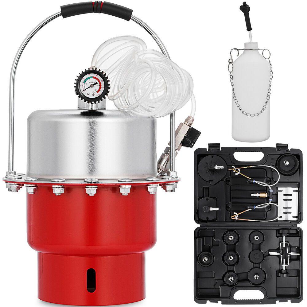 eBay Sponsored Pneumatic Air Pressure Brake Bleeder Kit