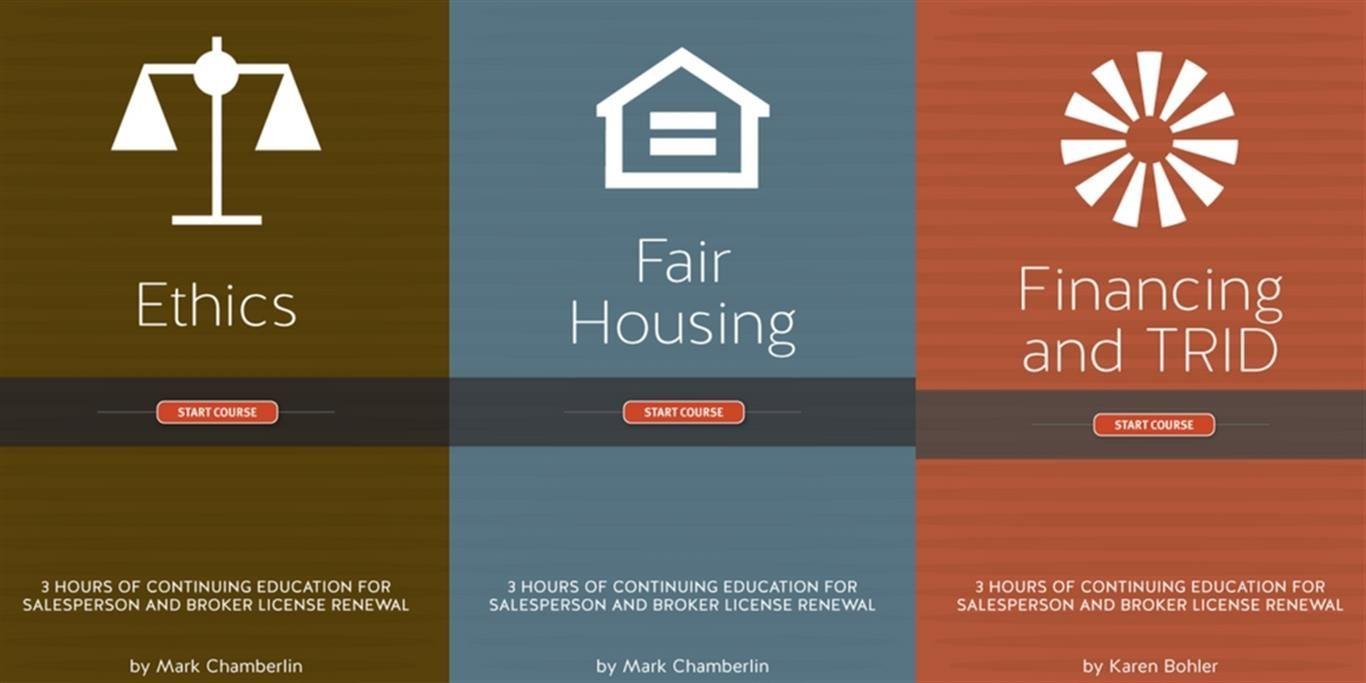 California Real Estate License Continuing Education Requirements California Real Estate License Real Estate License California Real Estate