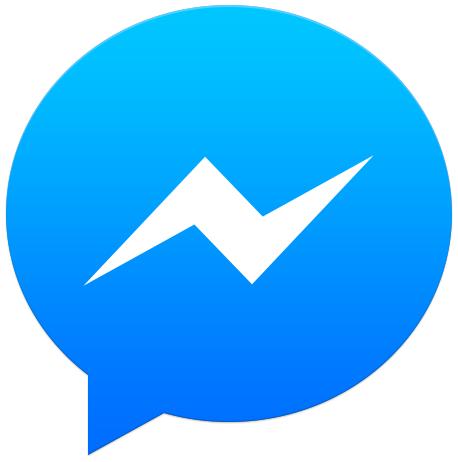فيس بوك ماسنجر Facebook Messenger Logo Messenger Logo Logo Facebook