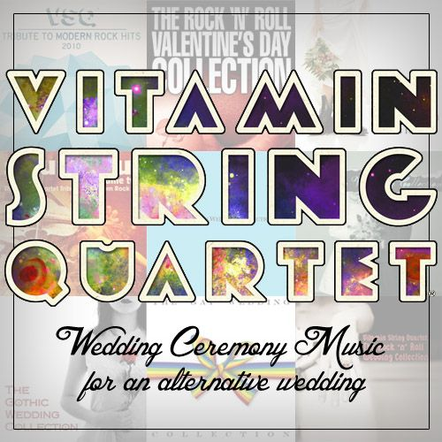 The Perfect Music For An Alternative Wedding Ceremony