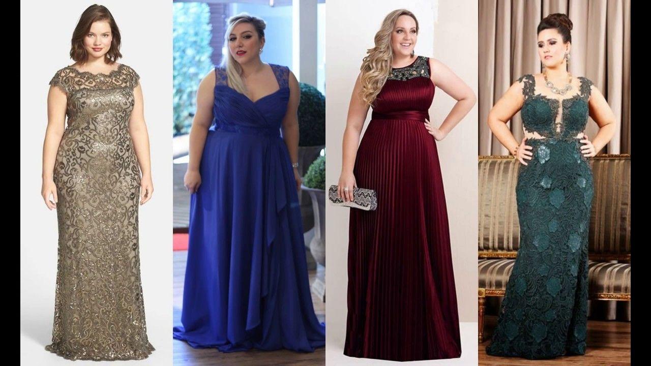 5 Modelos de Vestidos Para Festas Plus Size Para Arrasar ... 86a3c06cf4