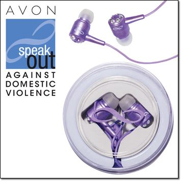Empowerment Earbuds Earbuds With Faux Stone Accents And Domestic