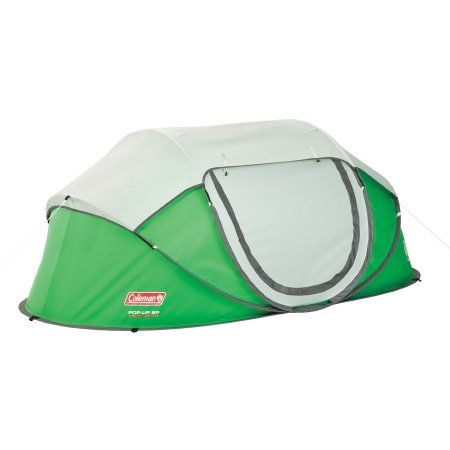Coleman 2 Person Popup Tent Pop Up Camping Tent Coleman Tent Best Tents For Camping