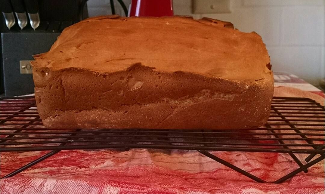 [Homemade] Gluten-free Sandwich Bread #recipes #food #cooking #delicious #foodie #foodrecipes #cook #recipe #health