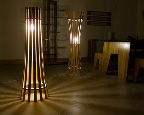 Pinch And Splay Lamps Unique Floor Lamps Cool Floor Lamps