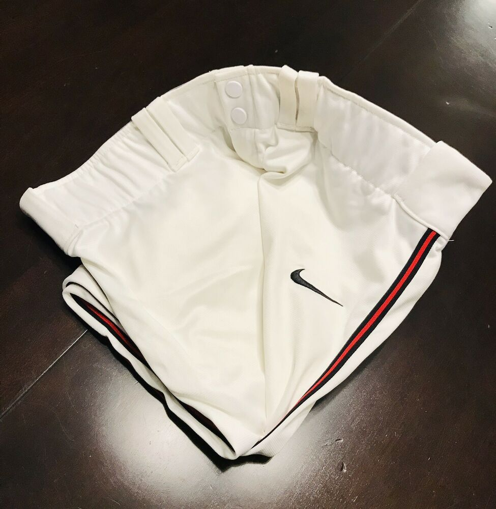 d4f06bebfae Nike Baseball Pants White Used  see pictures  Size Extra Large XL  Nike