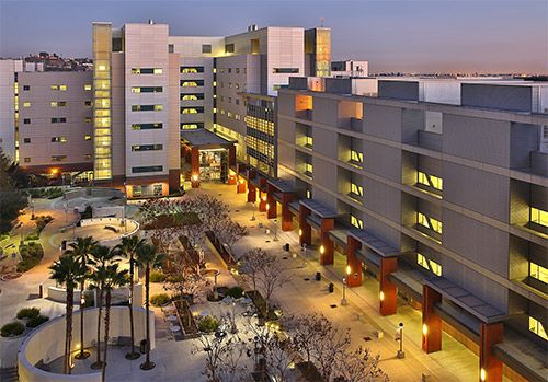 Lac Usc Medical Center Among America S Best Hospitals Medical Center Best Hospitals Medical