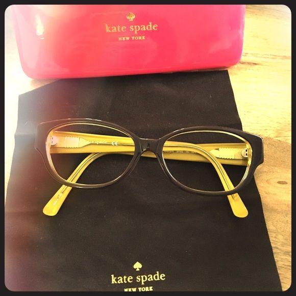 Kate Spade Ophthalmic Frames   Eye doctor, Prescription lenses and ...