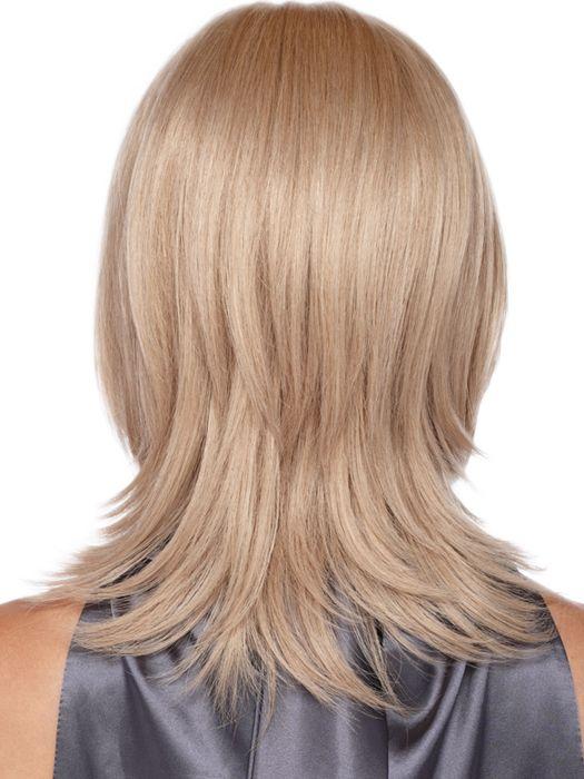 medium layered hair back view wwwpixsharkcom images