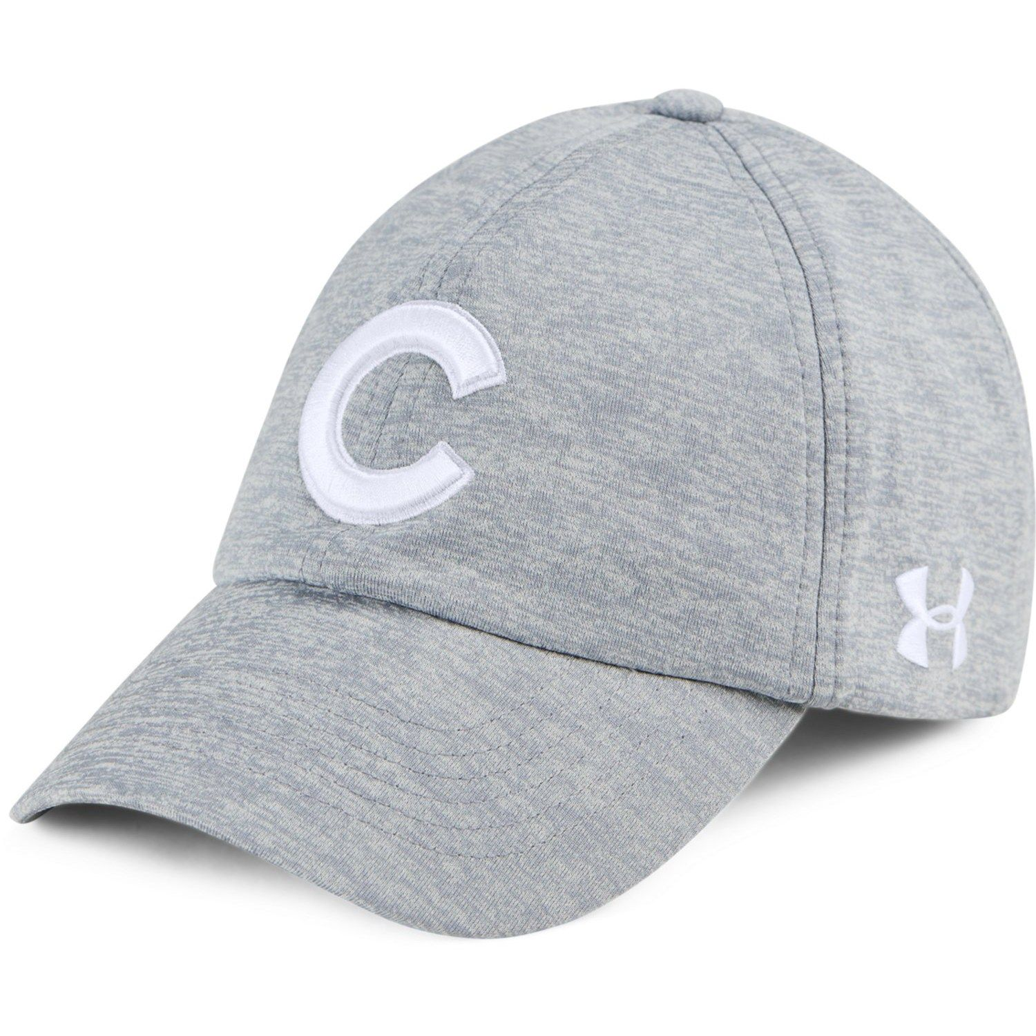 6335bba4 Women's Under Armour Chicago Cubs Renegade Adjustable Cap in 2018 ...