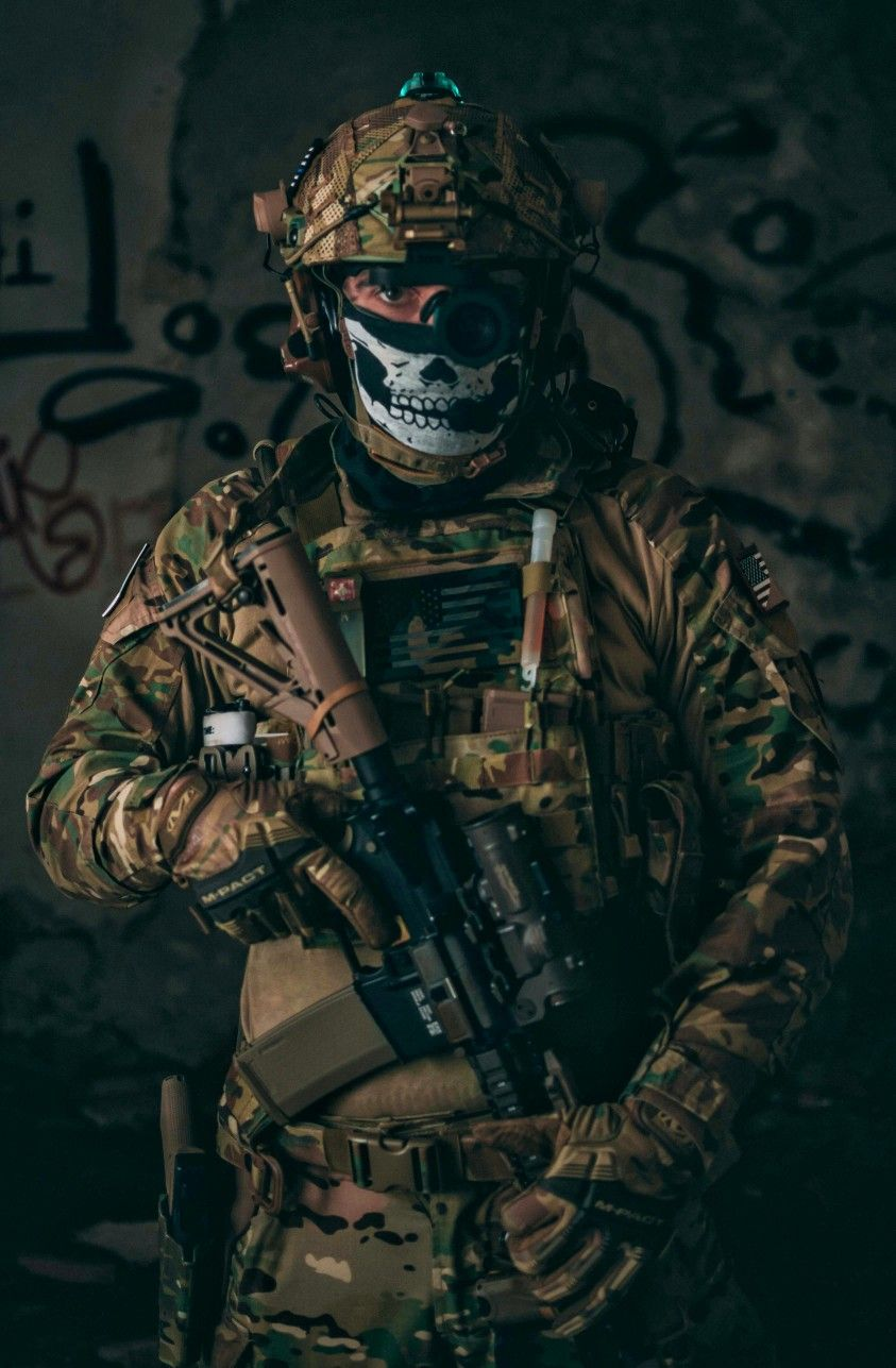 And I Was In The Darkness So Darknes I Become Military Gear Special Forces Navy Seal Wallpaper Military Marines