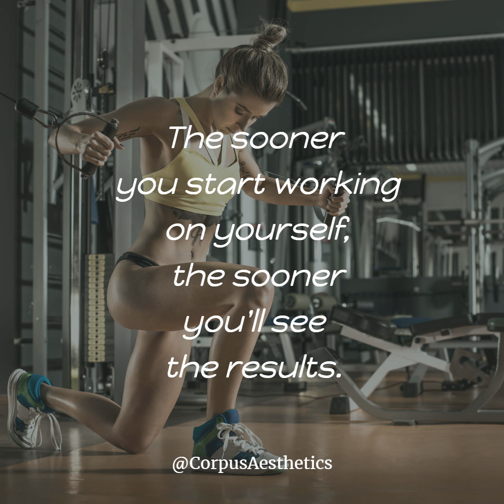 Fitness Motivation Quotes Gallery – Corpus Aesthet