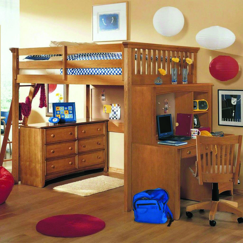 Our Favorite King Single Loft Bed With Desk Australia Only On
