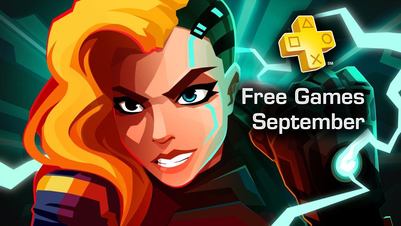 PlayStation Plus - Free Games of September-#adidasmen ...