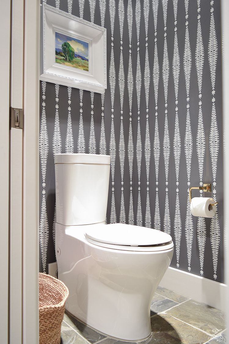 Modern kohler toilet transitional modern bathroom design