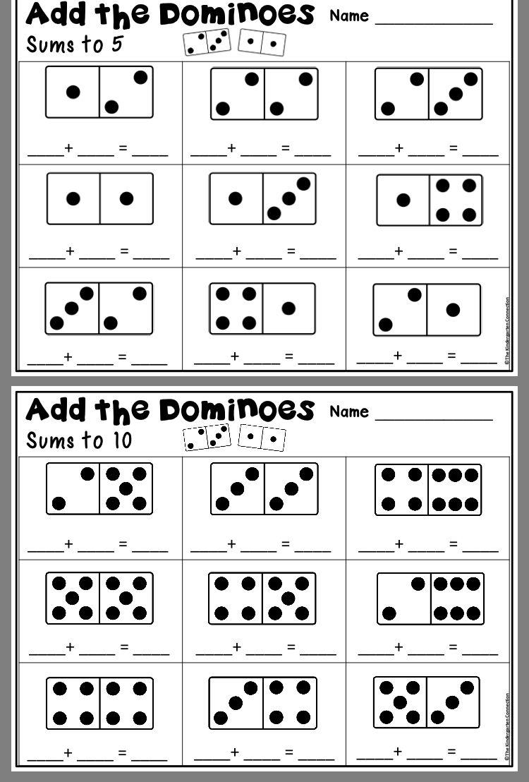 Pin By Slobodan Ristic On Matematică Addition Kindergarten Kindergarten Math Games Math Worksheet