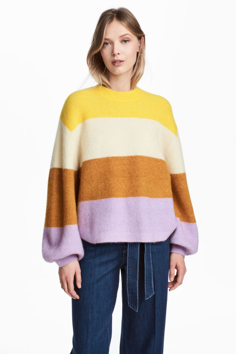 079a64f97c2 H&M Knit Mohair-blend Sweater $69.99 | Budget Buys Under $100 ...