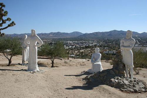 Desert Christ Park, Yucca Valley, CA. | Yucca valley, Park ...