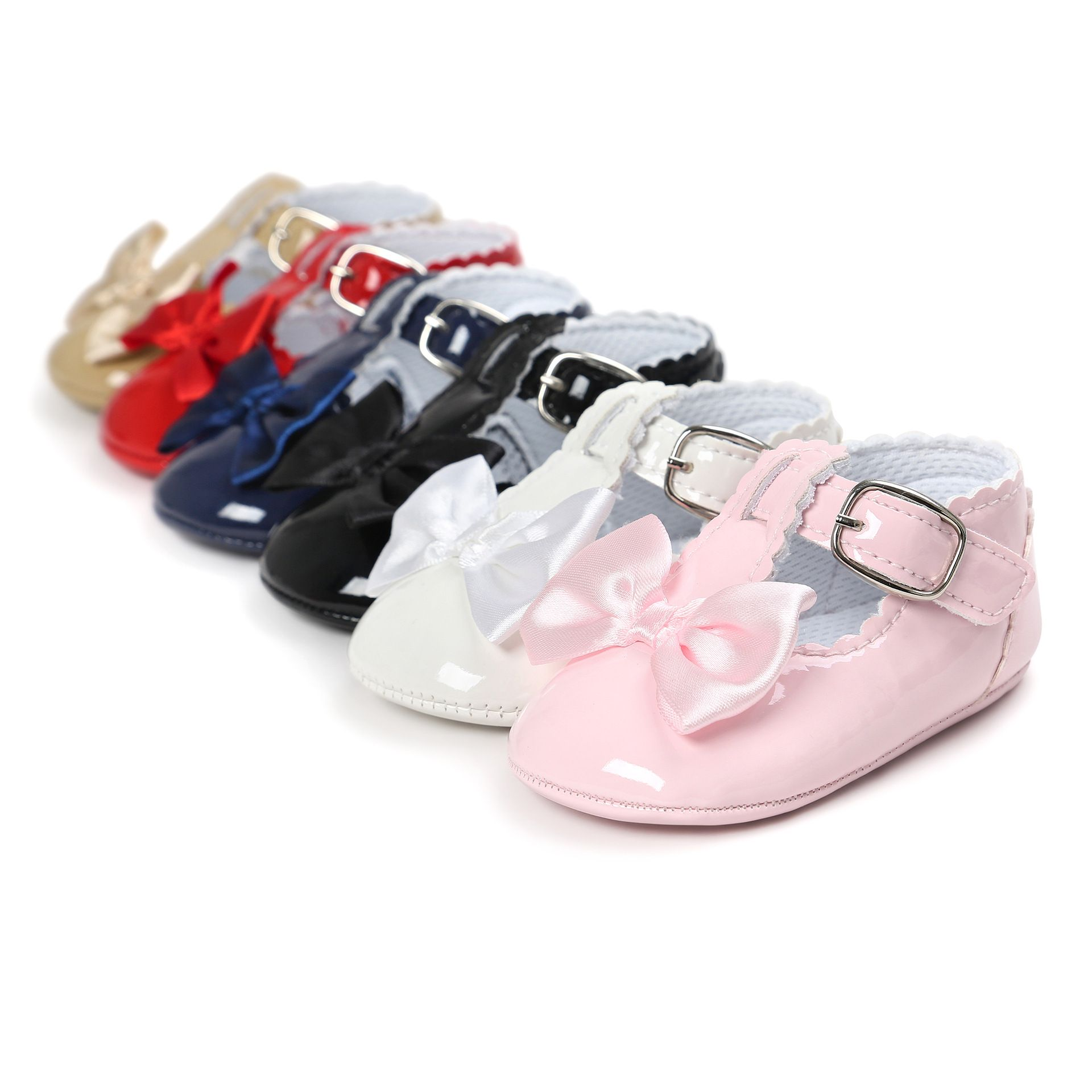 2017 Spring and Summer New 0 1 Year Old Female Baby Shoes Lovely