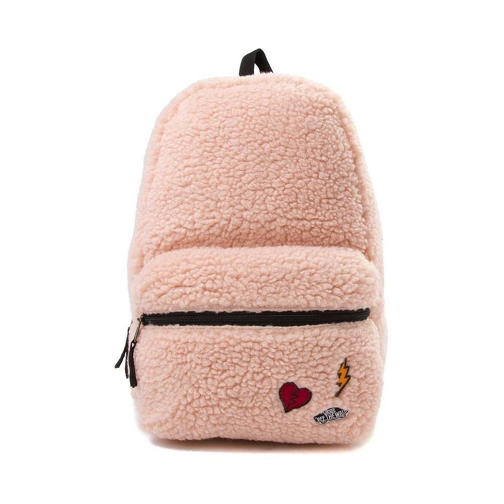 518f913e1 Vans Calico Sherpa Mini Backpack - Pink - 35919 | JOURNEYS in 2019 ...
