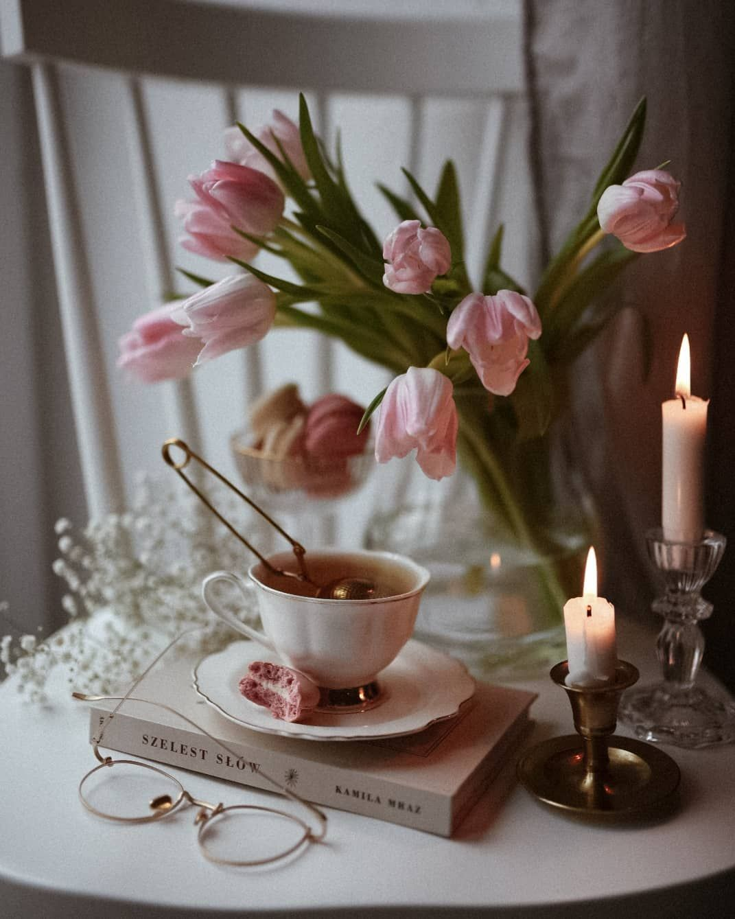 Polubienia 628 Komentarze 51 Maja Marvena Na Instagramie Little Monday Pleasures Dalam Ra Christmas Tea Pretty Tea Cups Vintage Christmas