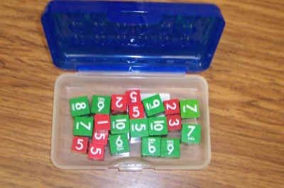 A site with a bunch of math center ideas for lower elementary