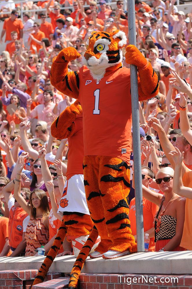 2012 Ball State Football The Tiger Clemson Tigers Football Auburn Football Clemson Alumni