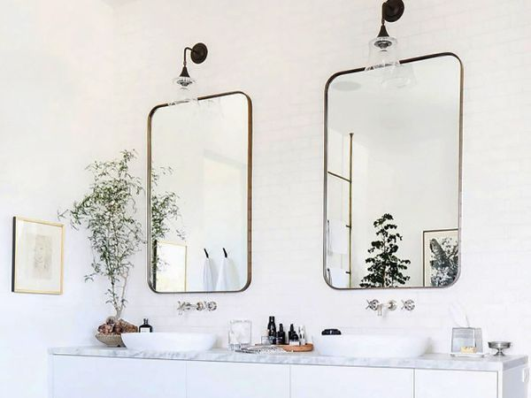 the best bathrooms of 2016 all had this in common does yours in rh pinterest com