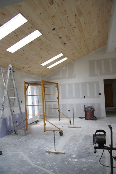 Tongue And Groove Ceiling Tongue And Groove Ceiling Vaulted Ceiling Living Room Vaulted Ceiling Bedroom